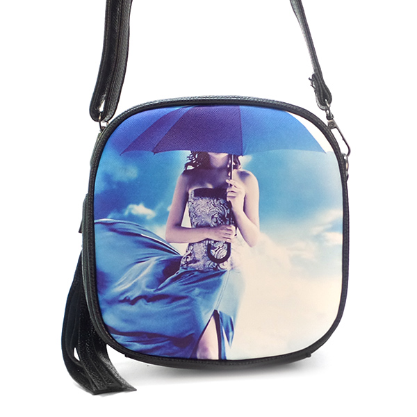 Женская сумка Borgo Antico. 601-1 blue