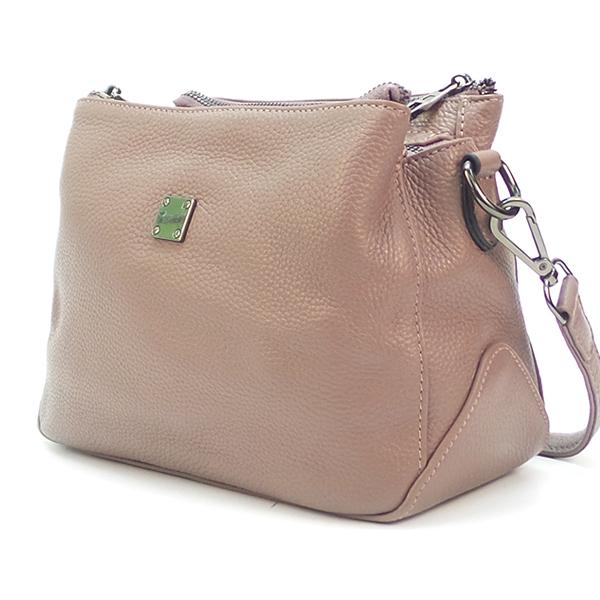 Женская сумка Borgo Antico. Кожа. 77201 purple