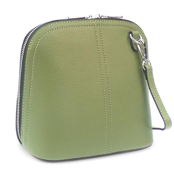 Сумка женская Borgo Antico. 8107 green mint