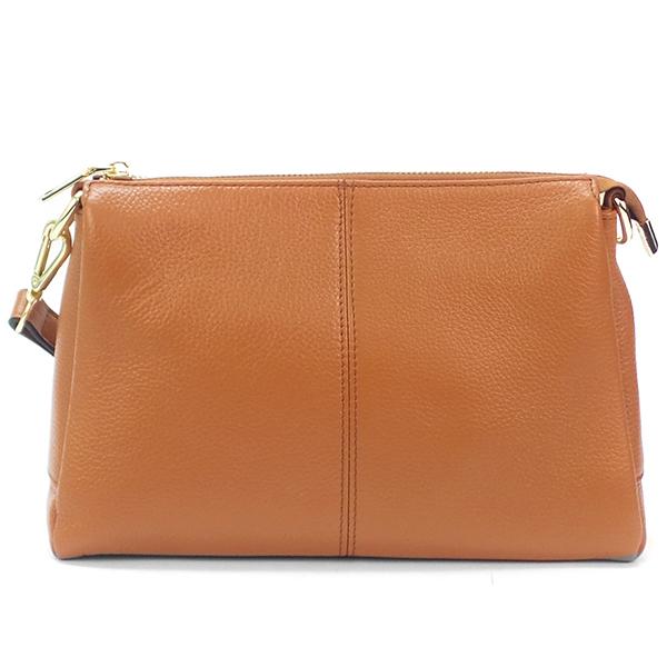 Женская сумка Borgo Antico. Кожа. 8273 taupe