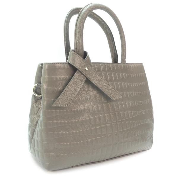 Женская сумка Borgo Antico. 8811 gray