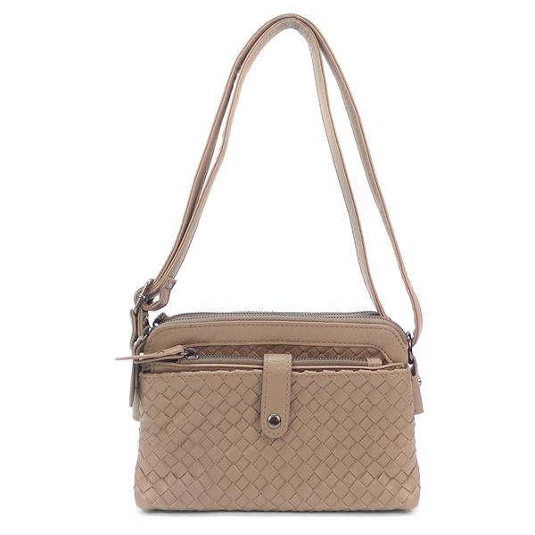 Женская сумка Borgo Antico. 8883/Q001 khaki