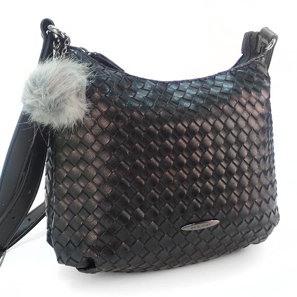 Женская сумка David Jones. CM 3597 black
