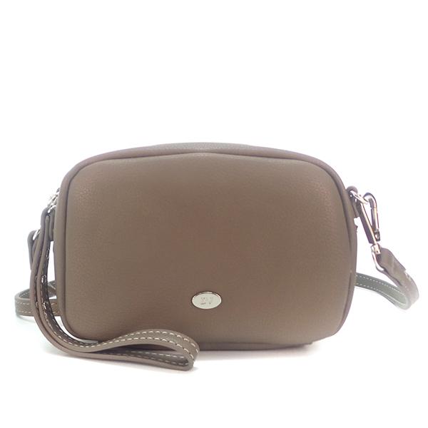 Женская сумка David Jones. CM 3609 d. taupe