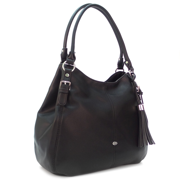 Женская сумка David Jones. CM 3742 black