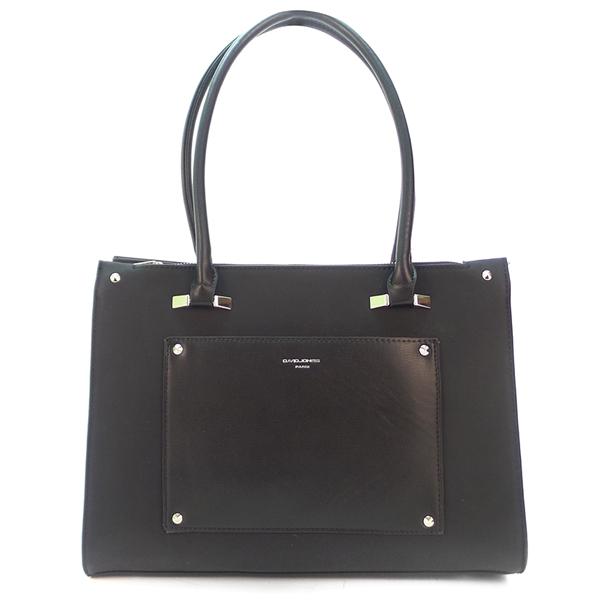Женская сумка David Jones. CM 3762 black