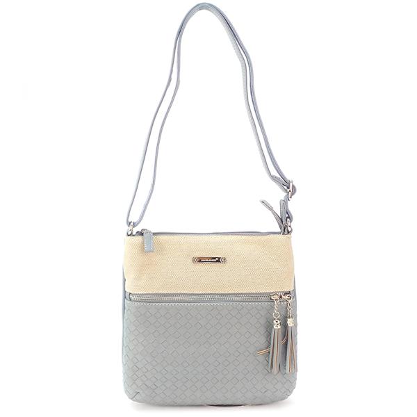 Женская сумка David Jones. 5735-1 pale blue