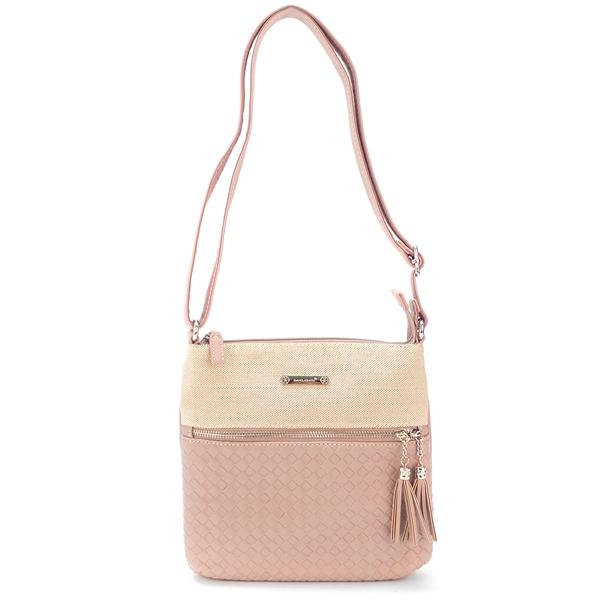 Женская сумка David Jones. 5735-1 pink