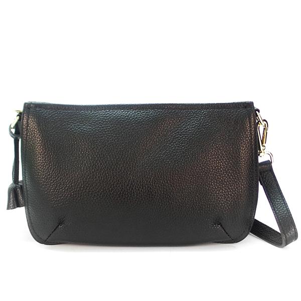 Женская сумка Borgo Antico. Кожа. F 906 black
