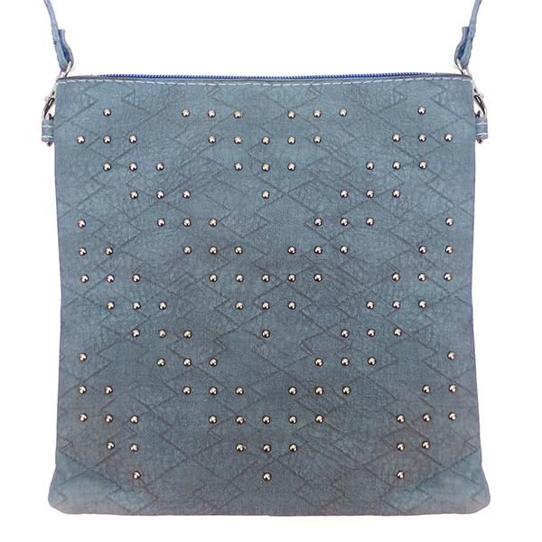 Женская сумка Borgo Antico. K 1358 blue #