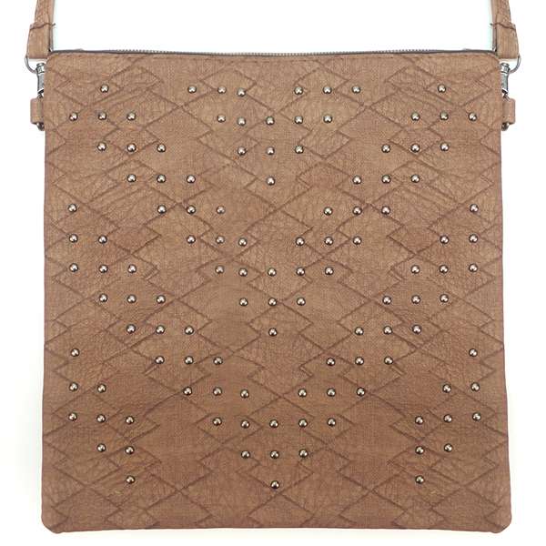 Женская сумка Borgo Antico. K 1358 brown #