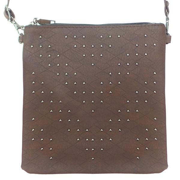 Женская сумка Borgo Antico. K 1358 coffee #