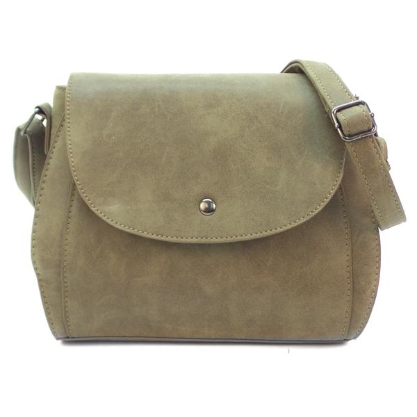 Женская сумка Borgo Antico. K 1358 khaki (NN)