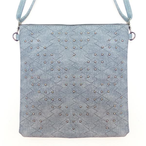 Женская сумка Borgo Antico. K 1358 sky blue #