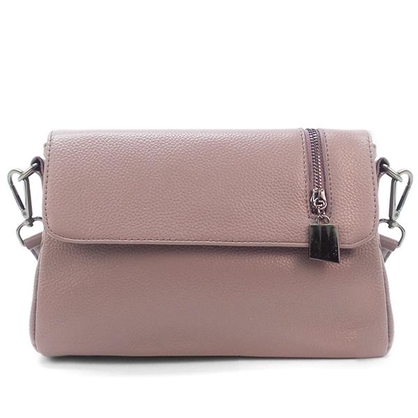 Женская сумка Borgo Antico. Кожа. K 202 dusk