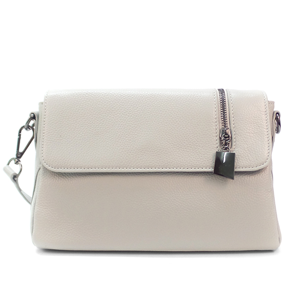 Женская сумка Borgo Antico. Кожа. K 202 pale