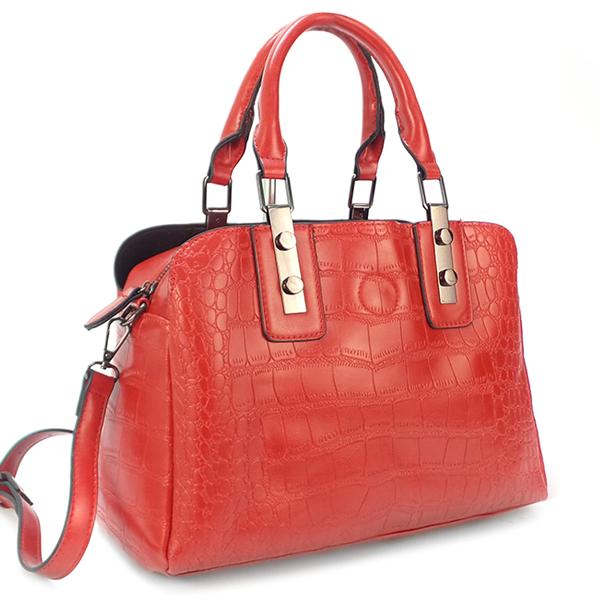 Женская сумка Borgo Antico. LBP 1173 red