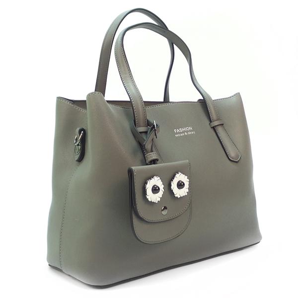 Женская сумка. M 8172 grey